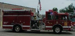 Photo of AFD Fire Engine 1998