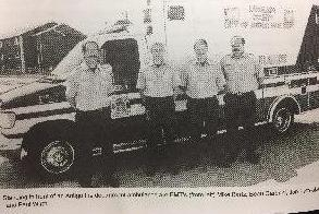 Photo of Langlande County Ambulance 1993