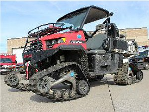 Photo of Gravely Atlas UTV